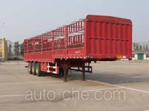 Lianghong MXH9401CCY stake trailer