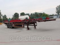 Lianghong MXH9403TJZG container transport trailer