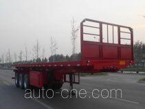 Lianghong MXH9403ZZXP flatbed dump trailer