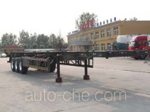 Lianghong MXH9404TJZG container transport trailer
