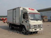 河海明珠牌MZC5040XXY型厢式运输车