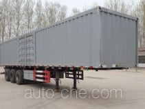 Hehai Mingzhu MZC9400XXY box body van trailer