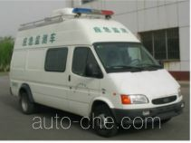 Mobile monitoring vehicle