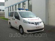 Kaifulai NBC5020XJH32 ambulance