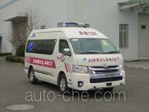 凯福莱牌NBC5030XJH02型救护车