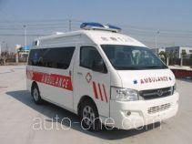 凯福莱牌NBC5032XJH型救护车