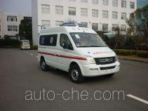 凯福莱牌NBC5032XJH02型救护车