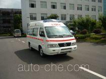 凯福莱牌NBC5033XJH型救护车
