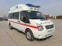 凯福莱牌NBC5043XJH07型救护车
