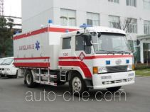 Kaifulai NBC5140XJH ambulance support vehicle
