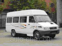 Jialingjiang NC5040TSJ1 well test truck