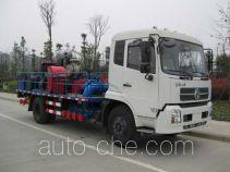 Jialingjiang NC5101TGY oilfield fluids tank truck