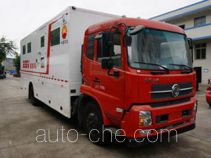 Jialingjiang NC5130TBC control and monitoring vehicle