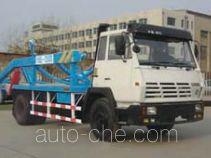 Jialingjiang NC5160ZBG tank transport truck