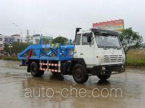 Jialingjiang NC5161ZBG tank transport truck