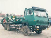 Jialingjiang NC5190ZBG tank transport truck