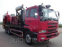 Jialingjiang NC5230TYL fracturing truck