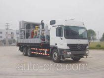 Jialingjiang NC5240TYJ natural gas compressor truck