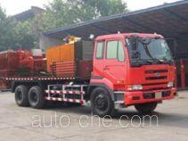 Jialingjiang NC5242TYL fracturing truck