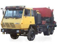 Jialingjiang NC5250TSN cementing truck