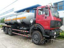 Jialingjiang NC5253GHY chemical liquid tank truck