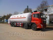 Jialingjiang NC5310GDY cryogenic liquid tank truck