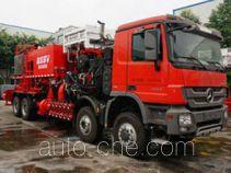 Jialingjiang NC5310THS sand blender truck
