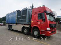 Jialingjiang NC5310TYS compressor truck