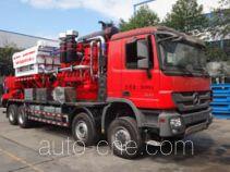 Jialingjiang NC5381TYL fracturing truck