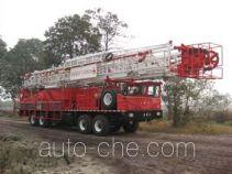 Jialingjiang NC5420TXJ90 well-workover rig truck