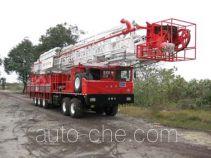 Jialingjiang NC5490TXJ110 well-workover rig truck