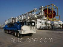 Jialingjiang NC5540TXJ well-workover rig truck