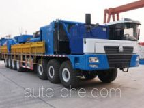 Jialingjiang NC5550TZJ40 drilling rig vehicle