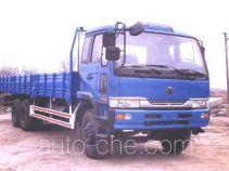 Дизельный бортовой грузовик