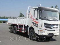 Beiben North Benz ND12504B38J7 cargo truck