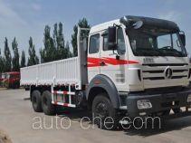 Beiben North Benz ND1250BD5J6Z01 cargo truck