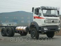 Beiben North Benz ND1250BG5J6Z03 truck chassis