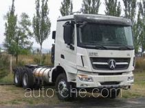 Beiben North Benz ND1250BG5J7Z01 truck chassis