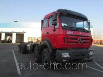 Beiben North Benz ND1310DD5J6Z02 truck chassis