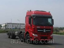 Beiben North Benz ND1310DD5J7Z01 truck chassis