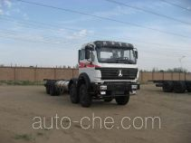 Beiben North Benz ND1310DG5J6Z02 truck chassis