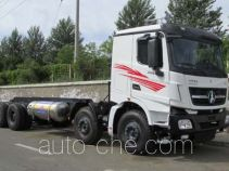 Beiben North Benz ND1310DG5J7Z01 truck chassis