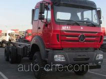 Beiben North Benz ND2250FD5J6Z00 off-road truck chassis