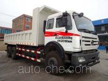 Beiben North Benz ND3250B38J6Z00 dump truck