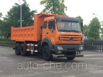 Beiben North Benz ND3250BD4J6Z00 dump truck