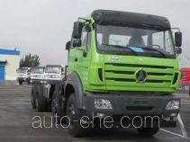 Beiben North Benz ND3310DD5J6Z02 dump truck chassis