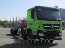 Beiben North Benz ND3310DD5J7Z04 dump truck chassis