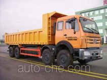 Beiben North Benz ND3310DG5J6Z01 dump truck