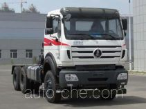Beiben North Benz ND4250BD4J6Z03 контейнеровоз