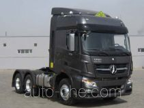 Beiben North Benz dangerous goods transport tractor unit